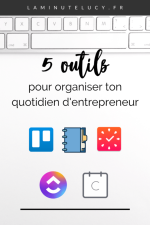 outils organisation